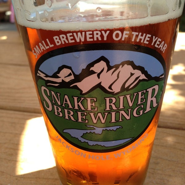 Photo taken at Snake River Brewery & Restaurant by dub on 7/6/2013