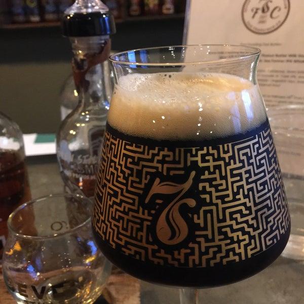 Photo taken at Seven Stills Brewery & Distillery by Clay R. on 3/4/2017