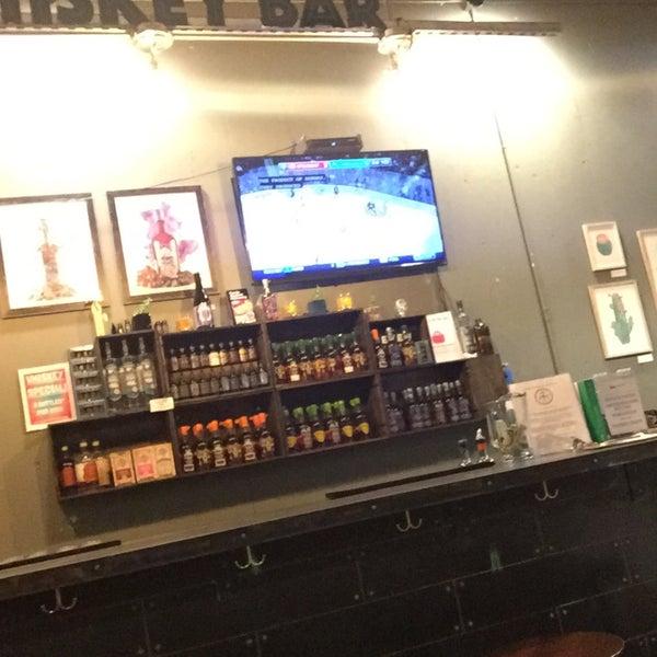 Photo taken at Seven Stills Brewery & Distillery by Clay R. on 2/4/2017