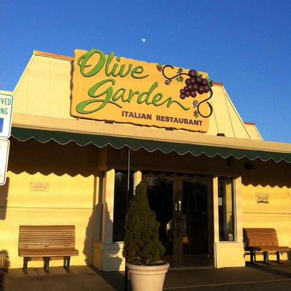 photo taken at olive garden by daniel d on 4232013 - Olive Garden Erie Pa