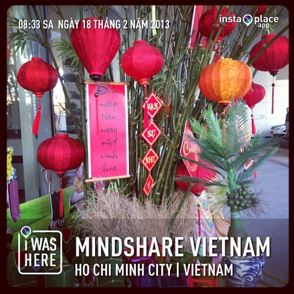 Photo taken at Mindshare Vietnam by Andy D. on 2/18/2013