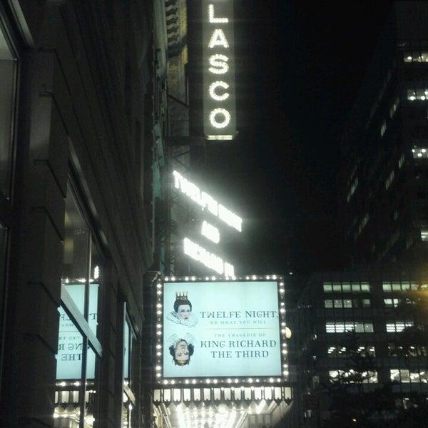 รูปภาพถ่ายที่ Belasco Theatre โดย Linda T. เมื่อ 10/24/2013