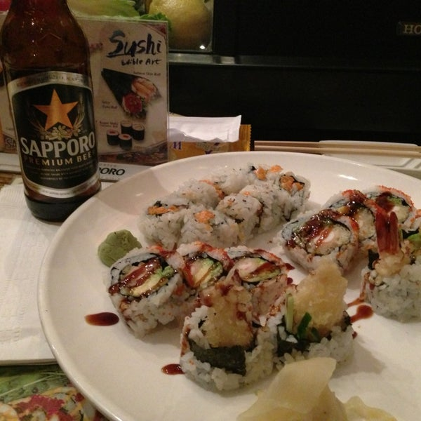 Photo taken at Tomo Japanese Cuisine by Sandy I. on 1/26/2013
