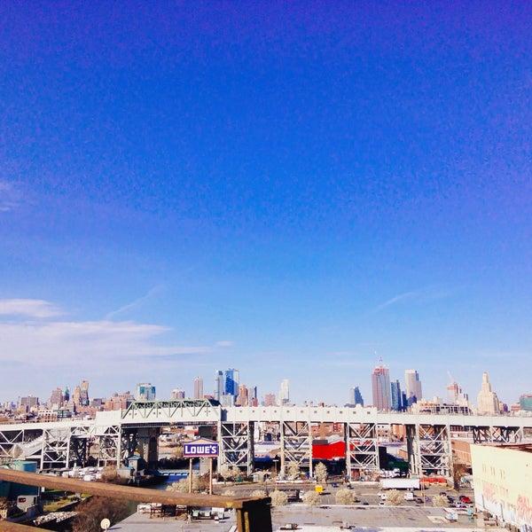 Photo taken at Hamilton Avenue Bridge by Adriana P. on 4/10/2016