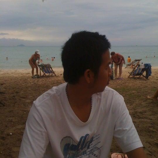 Photo taken at Sai Keaw Beach by 🎋Honey🎊 B. on 11/17/2012