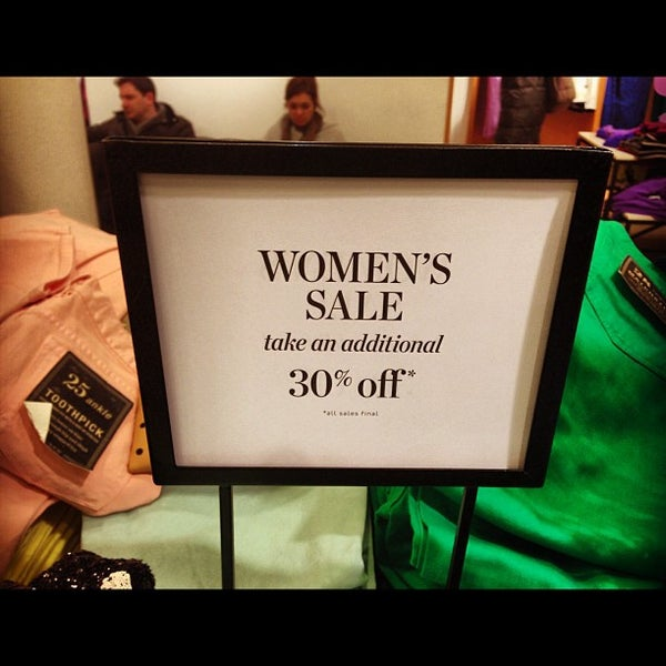 Photo taken at J.Crew by Michael H. on 12/8/2012