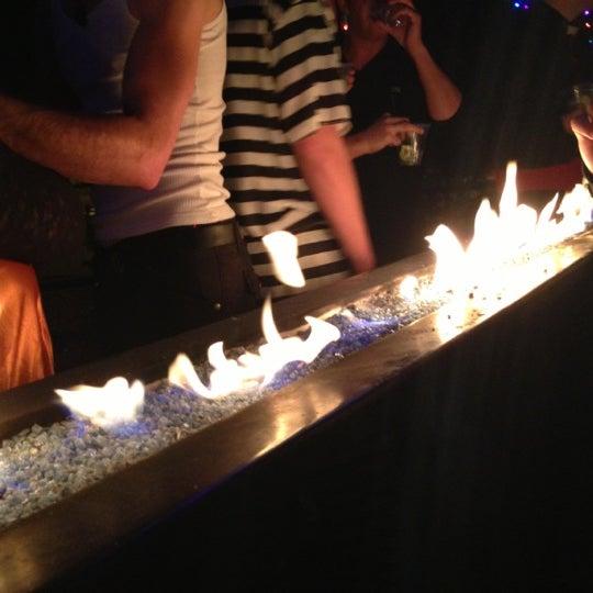 Photo taken at Lush Food Bar by Chris D. on 11/1/2012