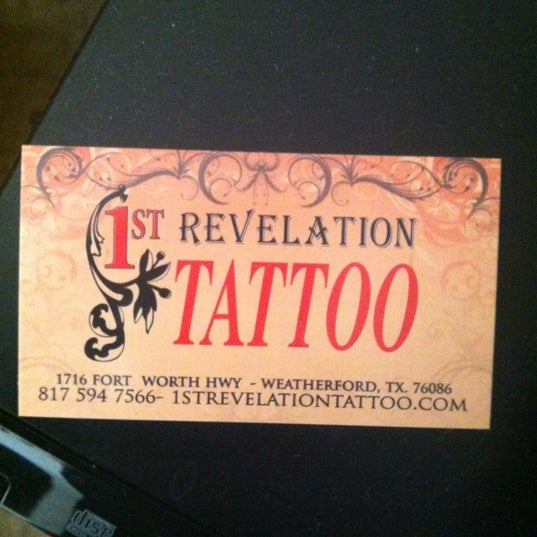 First Revelation Tattoo - 3 tips from 36 visitors