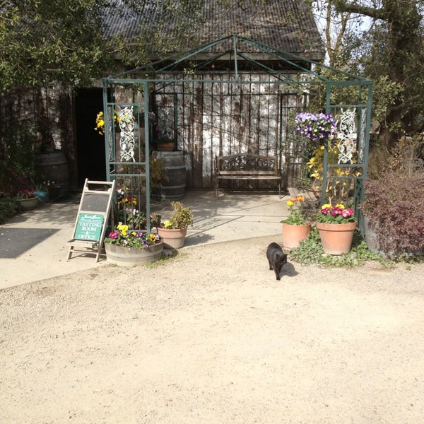 Photo taken at Jessie's Grove by Carol S. on 2/16/2013