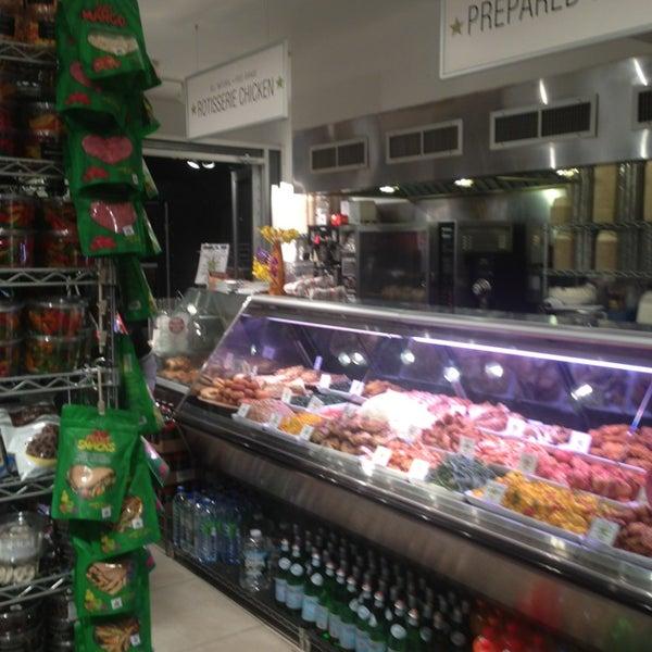 Photo taken at Union Market by Eric I. on 1/2/2013