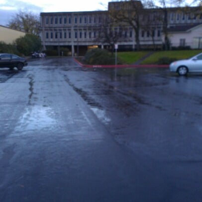 Photo taken at American River College by Shelene V. on 12/13/2012