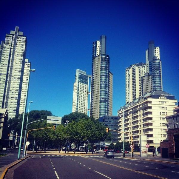 Photo taken at Puerto Madero by Baran B. on 2/1/2013