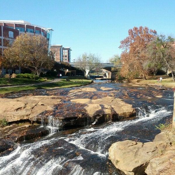 Photo taken at Liberty Bridge by Jason R. on 11/17/2012