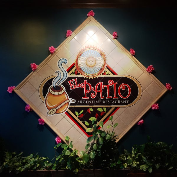 Superb Photo Taken At El Patio Argentine Café By Dom A. On 3/11/