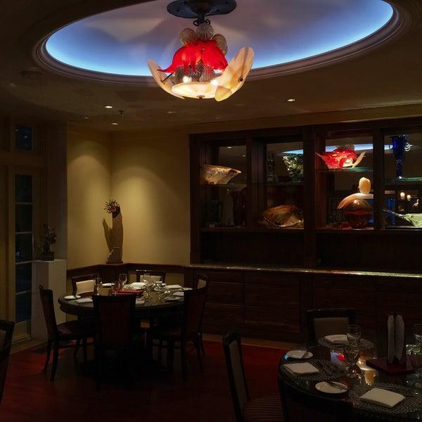 Circular Dining Room Hotel Hershey: Char's Restaurant At Tracy Mansion