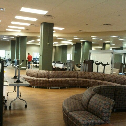 Photo taken at John C. Hodges Library by DJ Bobby D. on 10/4/2012