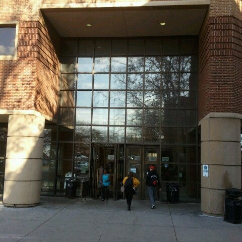 Photo taken at John C. Hodges Library by DJ Bobby D. on 12/2/2012