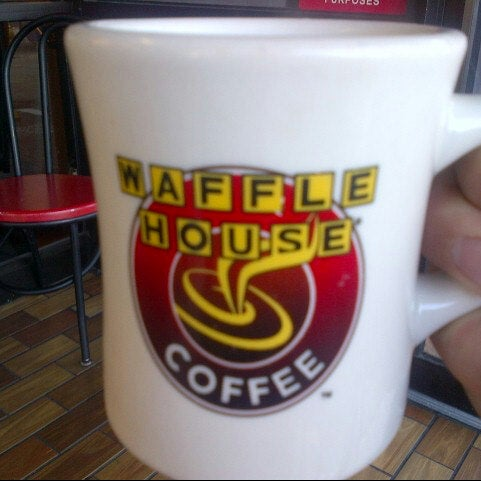 Photo taken at Waffle House by Bill B. on 5/24/2013
