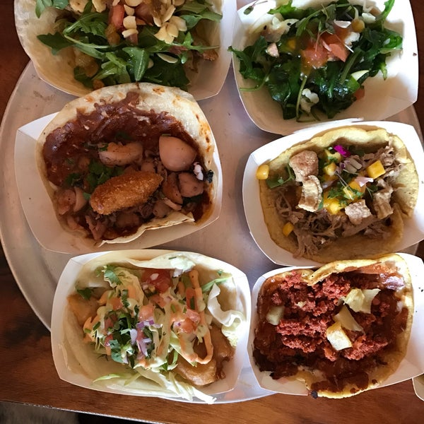 Photo taken at City Tacos by Carmelle P. on 1/28/2017