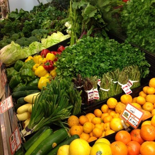 Springfield Organic Food