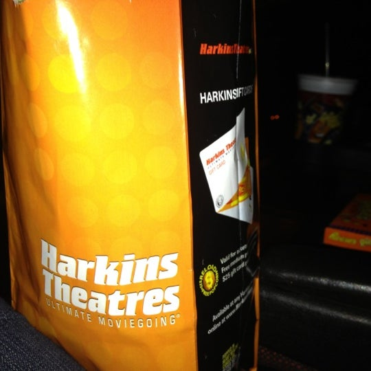 Photo taken at Harkins Theatres Tempe Marketplace 16 by Christina B. on 1/29/2013