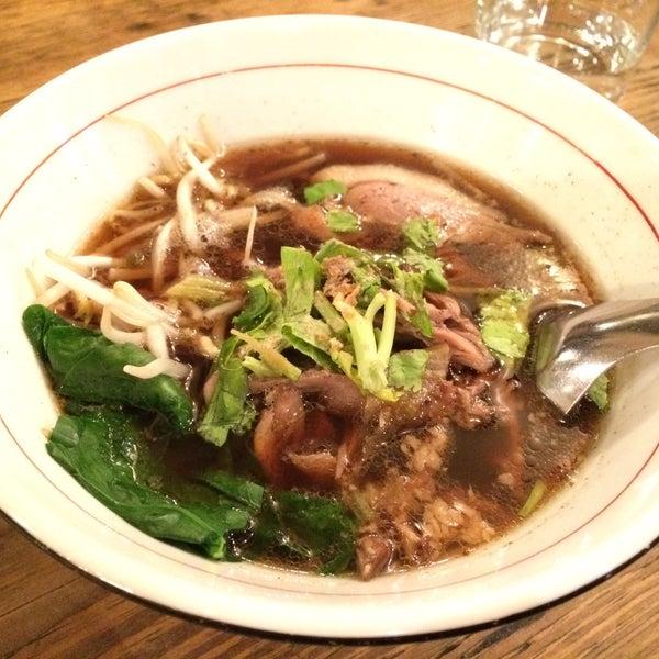 Foto tomada en Pure Thai Cookhouse por douglas el 2/13/2017