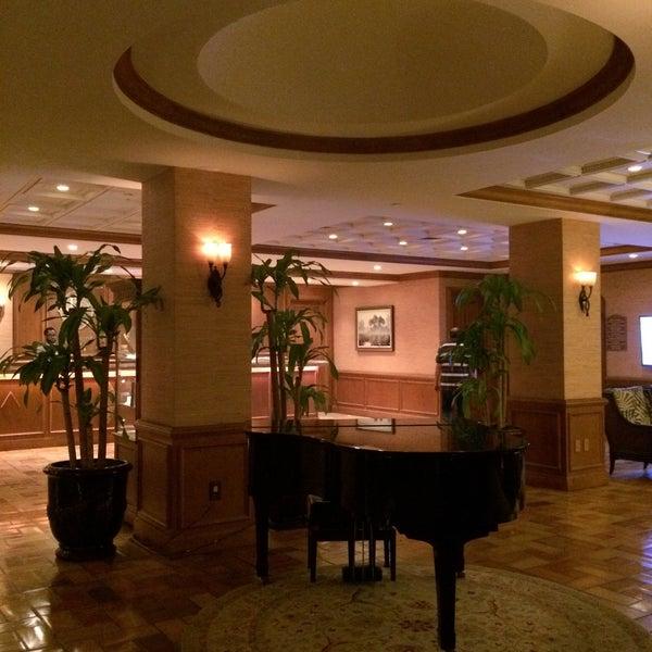Photo taken at Riverside Hotel by Michael K. on 9/5/2015
