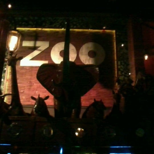 Photo taken at ZOO Bar by Charly A. on 12/26/2012