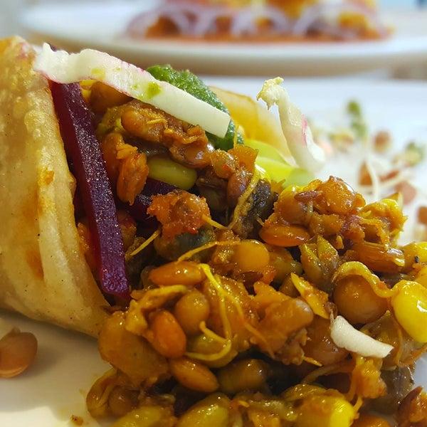 photo taken at masala kitchen kati rolls platters by masala kitchen kati - Masala Kitchen