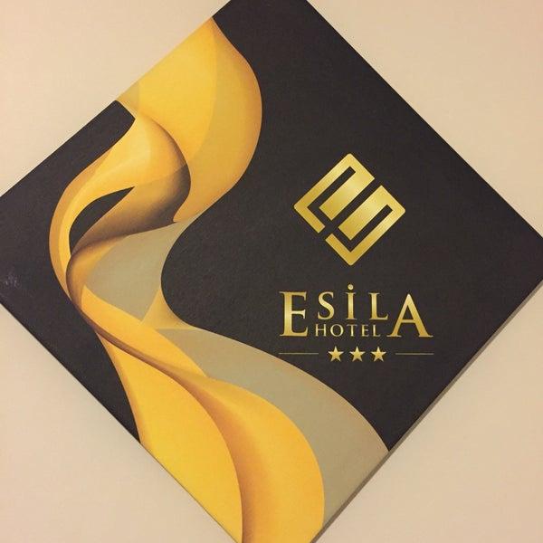 Foto scattata a Esila Hotel Ankara da Hotel E. il 11/13/2017