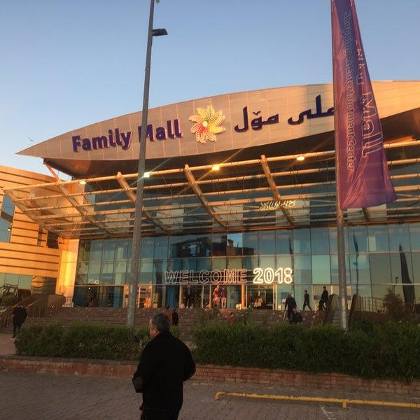1/8/2018 tarihinde Hamza K.ziyaretçi tarafından Family Mall'de çekilen fotoğraf