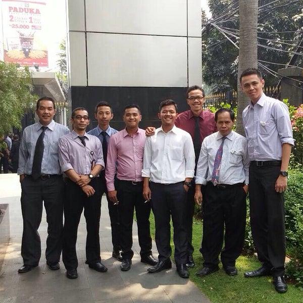 Photo taken at Menara Bank Mega by Muhamad Sukron R. on 9/10/2014