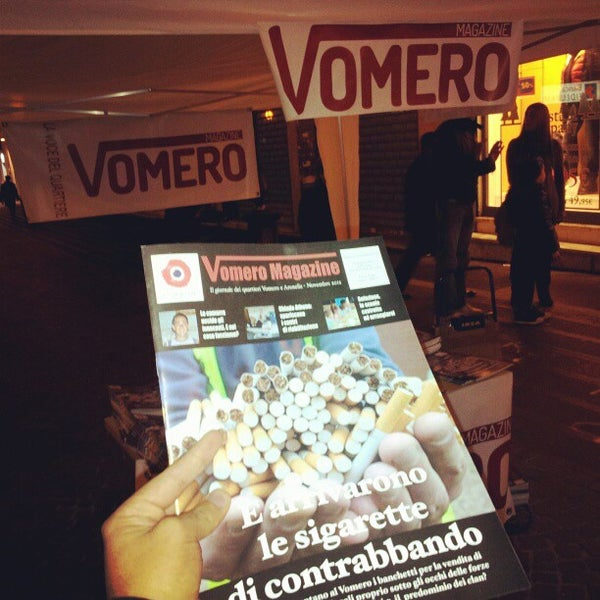 Cisalfa - Vomero - 4 dicas