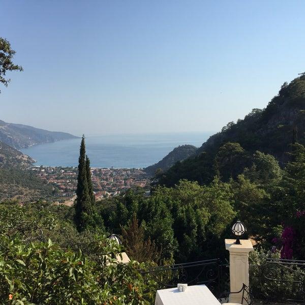 7/15/2016 tarihinde Yavuz A.ziyaretçi tarafından Paradise Garden Butik Hotel'de çekilen fotoğraf
