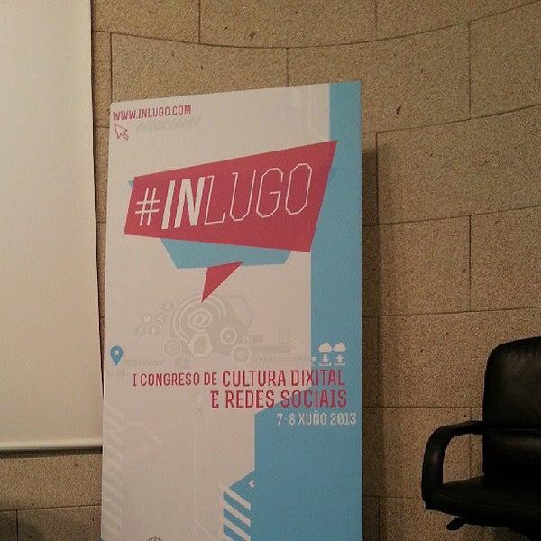 Foto tirada no(a) Deputación de Lugo por Mario S. em 6/8/2013