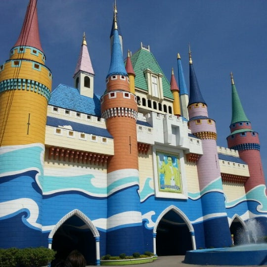 Photo taken at Siam Park City by Peter 한. on 12/19/2012