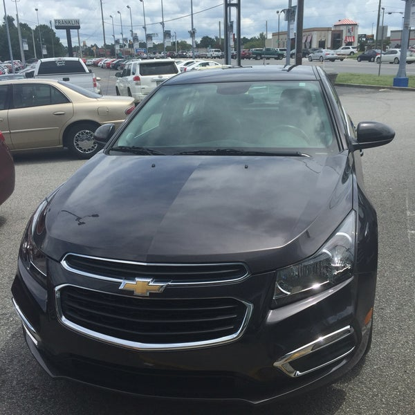 Photo Taken At Franklin Chevrolet Cadillac Buick GMC By Jessica D. On 8/5