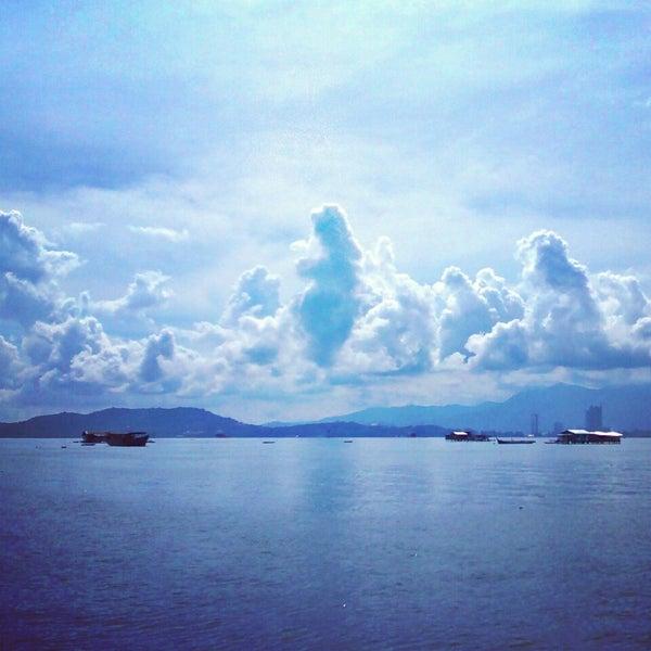 Photo taken at Gayana Eco Resort by jack q. on 5/31/2014