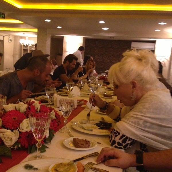 4/11/2013 tarihinde Haluk S.ziyaretçi tarafından Kalkan Balık Restaurant'de çekilen fotoğraf