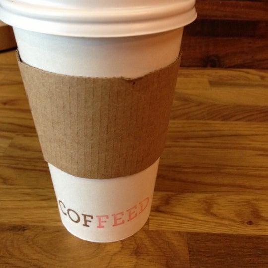Снимок сделан в COFFEED пользователем Cynthia C. 10/18/2012