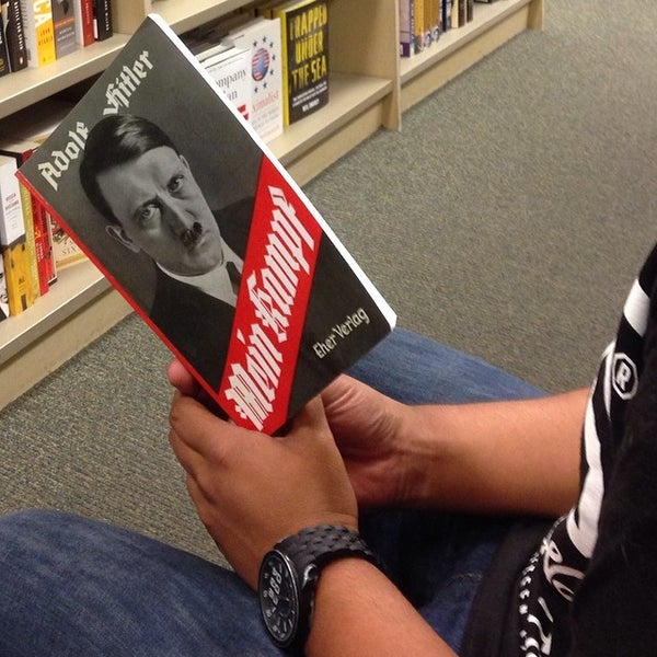 Photo taken at Barnes & Noble by Joshua C. on 2/21/2014