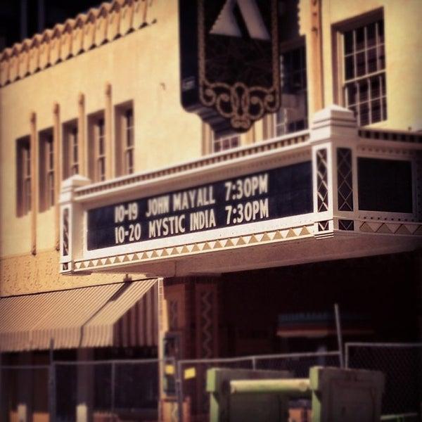 Photo taken at Fox Tucson Theatre by Krina P. on 10/20/2012