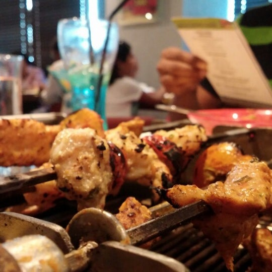 Photo taken at Absolute Barbecues (ABs) by Pallab D. on 10/6/2013