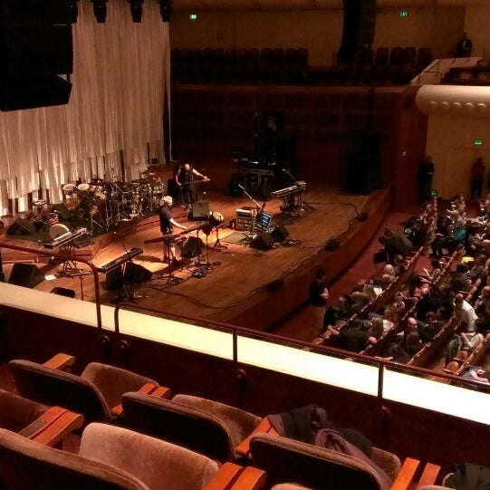 Photo taken at Louise M. Davies Symphony Hall by Celine B. on 4/16/2013