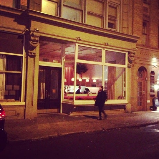 Annisa now closed new american restaurant in new york for Amaze asian fusion cuisine new york ny
