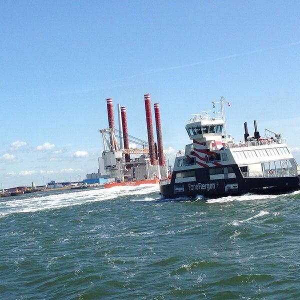 Fanø Færgen - Boat or Ferry in Esbjerg