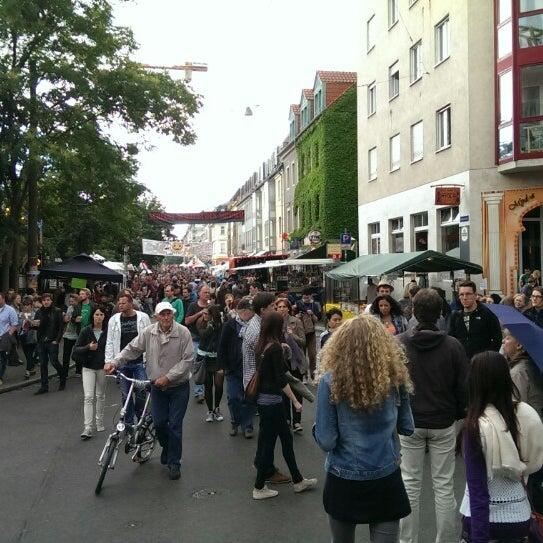 Photo taken at BRN - Bunte Republik Neustadt by Jonas H. on 6/14/2014