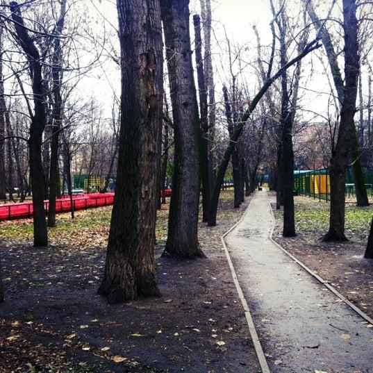 Снимок сделан в Щемиловский детский парк пользователем superdasha 11/8/2012