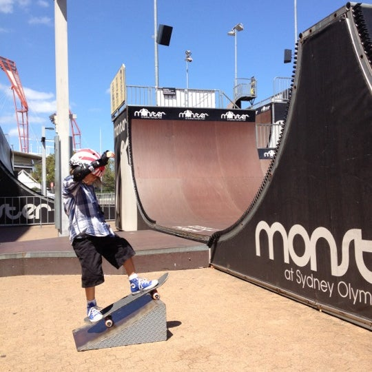 Photo Taken At Monster Skatepark By Bianca On 1 3 2013