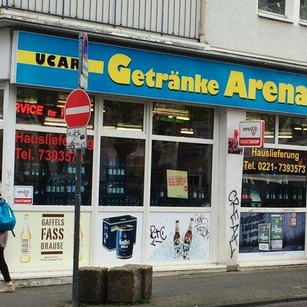 Getränke Arena - Liquor Store in Köln